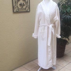 Victoria's Secret Country Fleece Robe Small